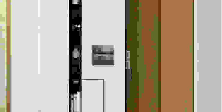 建構 ‧ 線 (住宅設計案 2014) 北歐制作室內設計 牆面