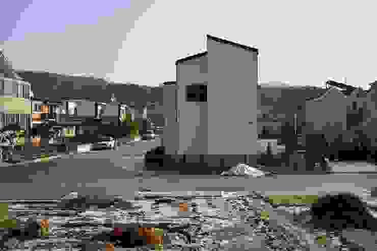 인천시 중구 단독주택 모던스타일 주택 by (주)종합건축사사무소 시담 모던