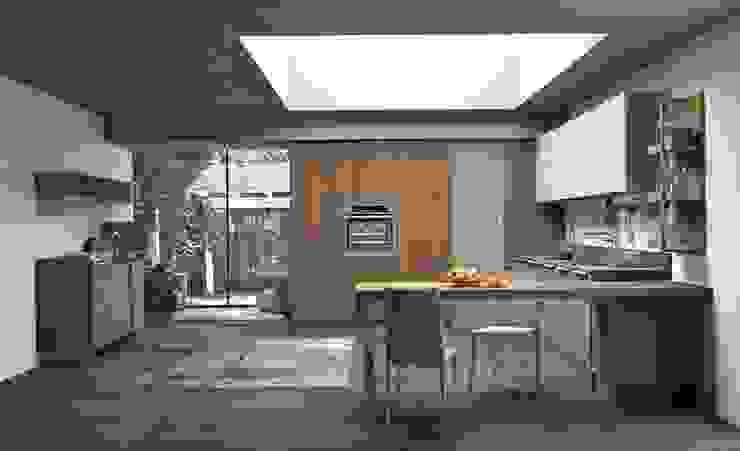 modern  by Area design interiores , Modern