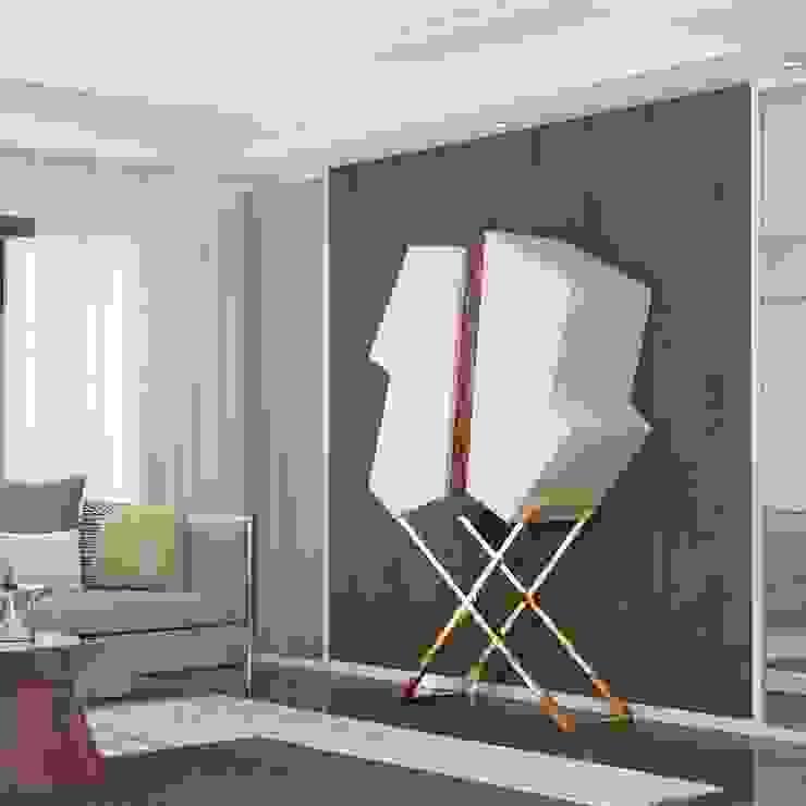 Móvel bar com design Bar cabinet with design www.intense-mobiliario.com BRAHMA http://intense-mobiliario.com/pt/moveis-altos/16867-movel-bar-brahma.html por Intense mobiliário e interiores; Minimalista