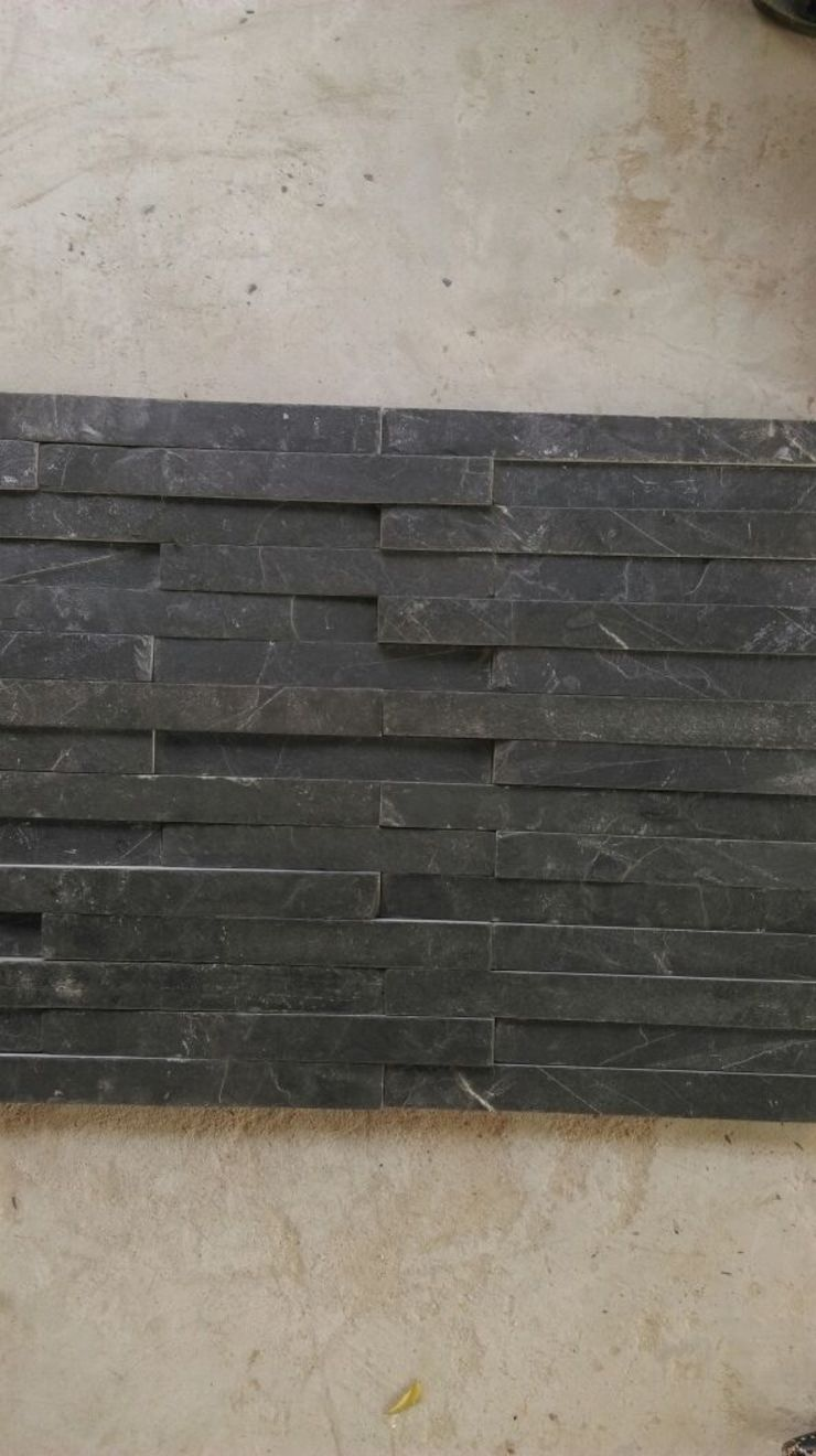 Stone Wall Cladding Asian style walls & floors by Vaid Exports India Pvt Ltd Asian