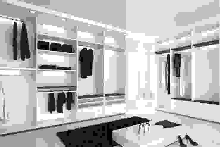 Residential Modern dressing room by Eminent Enterprise LLP Modern