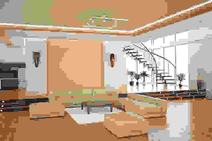 Bangunan Kantor Modern Oleh Eminent Enterprise LLP Modern