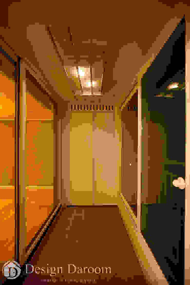 수유 두산위브 아파트 34py 안방 발코니 클래식스타일 발코니, 베란다 & 테라스 by Design Daroom 디자인다룸 클래식
