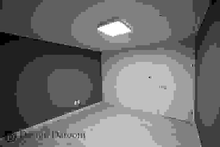 수유 두산위브 아파트 34py 서재 클래식스타일 침실 by Design Daroom 디자인다룸 클래식