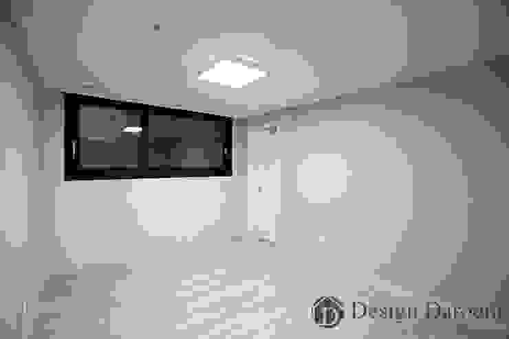 수유 두산위브 아파트 34py 드레스룸 클래식스타일 침실 by Design Daroom 디자인다룸 클래식