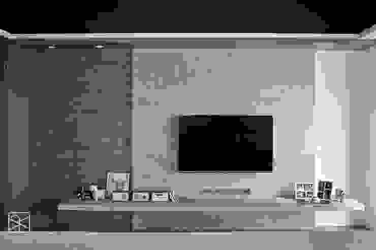 電視牆 根據 禾廊室內設計 工業風