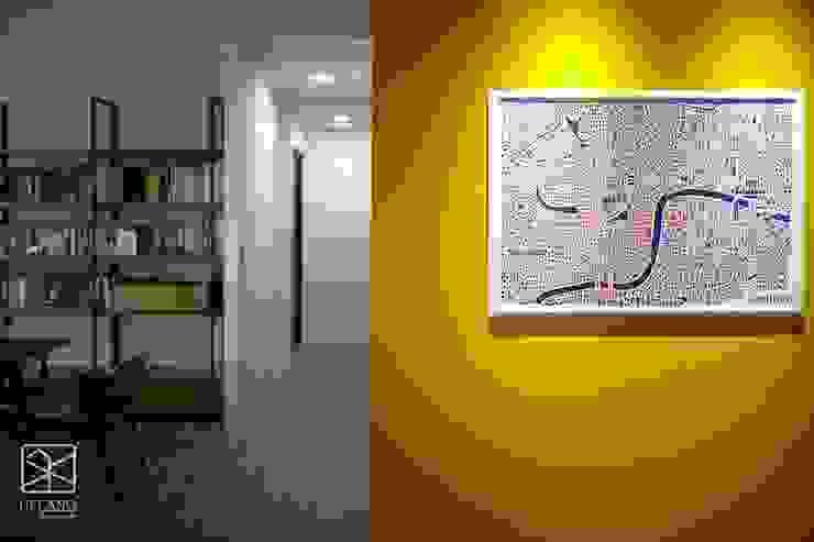 Walls by 禾廊室內設計