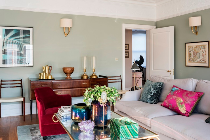 Coffee Table and Sideboard tredup Design.Interiors Living roomSofas & armchairs