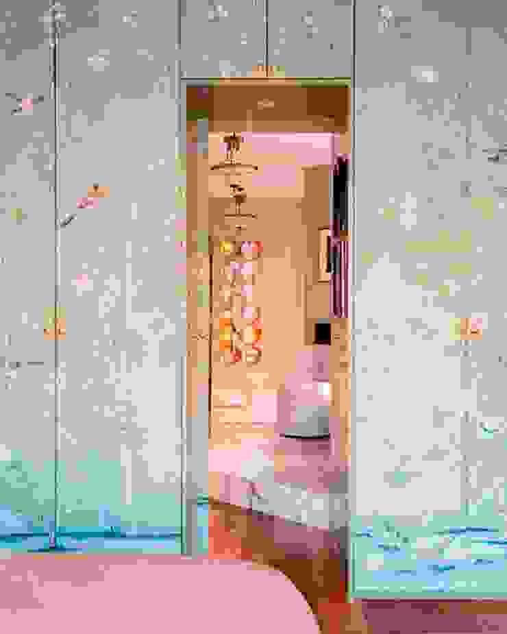 Door in Wardrobe tredup Design.Interiors BedroomWardrobes & closets