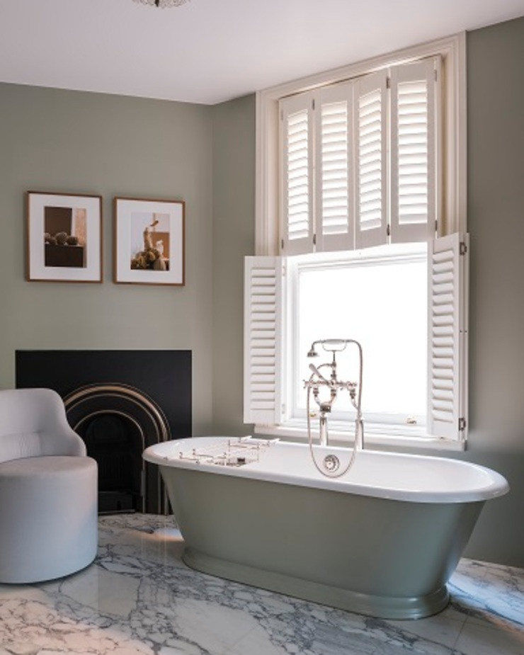 Freestanding Bathtub tredup Design.Interiors BathroomBathtubs & showers