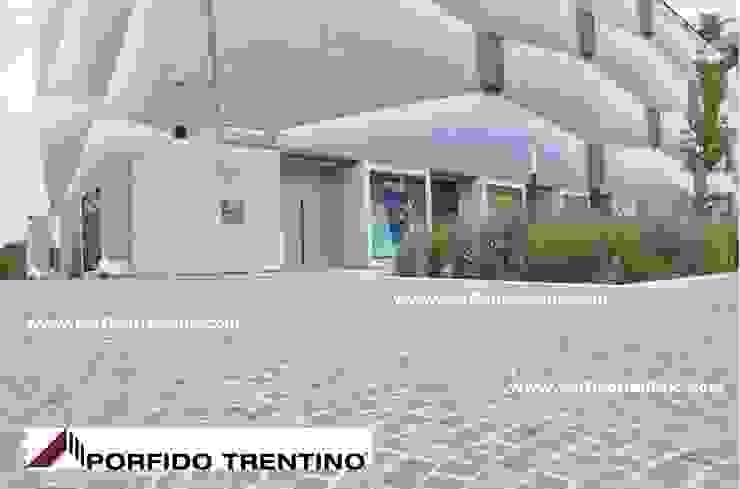 PORFIDO TRENTINO SRL Walls & flooringTiles Stone Red