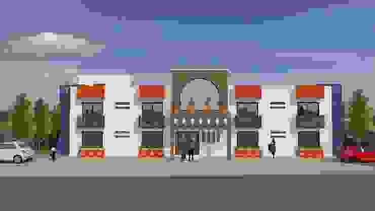 AH Proyectos y construcciones Moderne Häuser