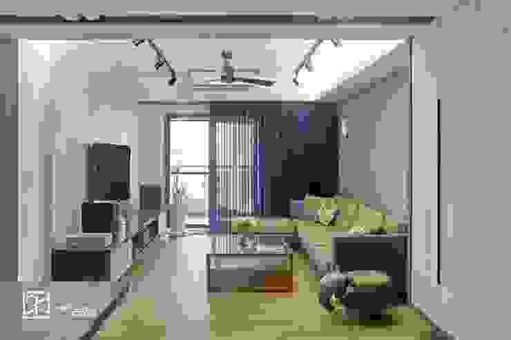 客廳區 根據 禾廊室內設計 熱帶風