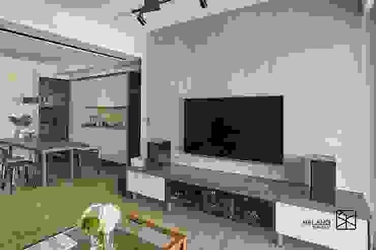 電視牆 根據 禾廊室內設計 熱帶風
