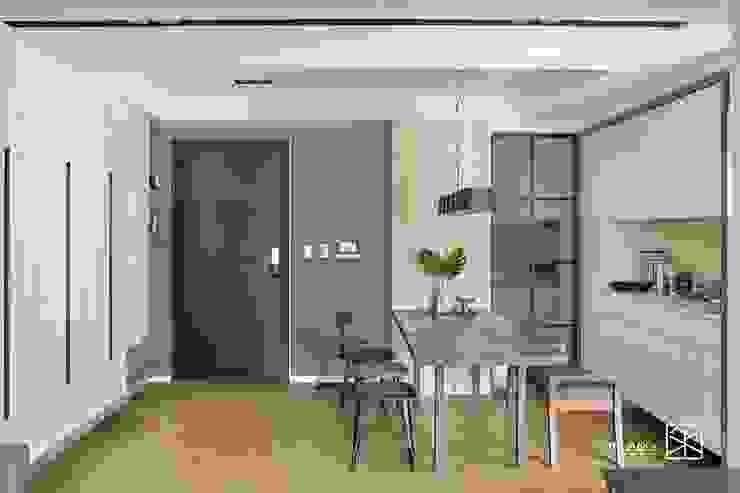 不同材質及配色的協調感 根據 禾廊室內設計 熱帶風