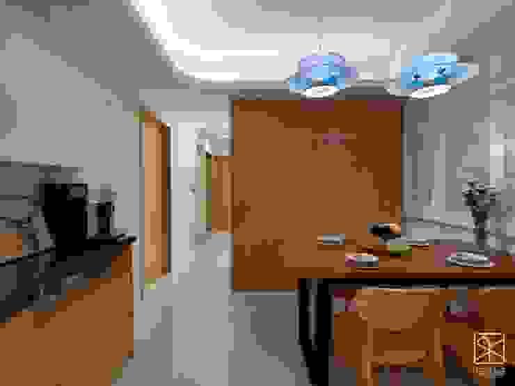 牆面造型 根據 禾廊室內設計 隨意取材風