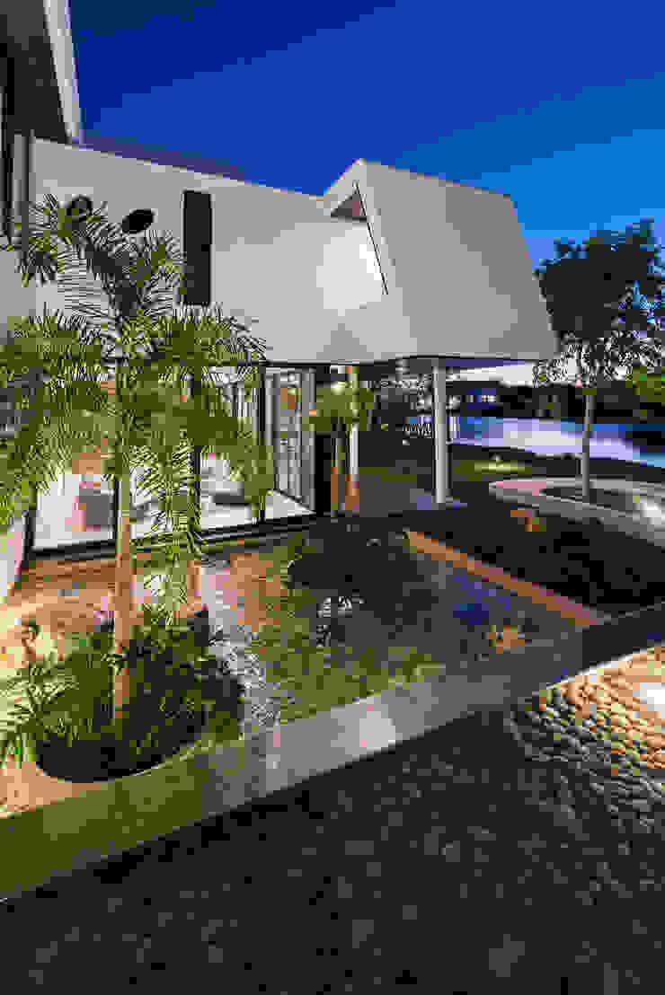 Ancona + Ancona Arquitectos Modern Houses