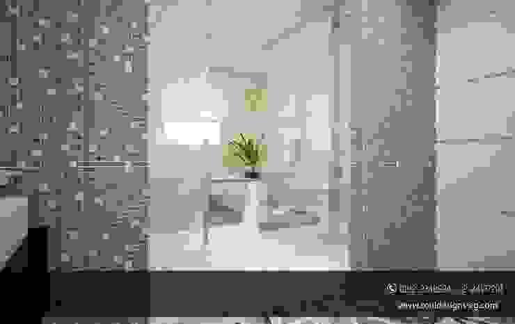 elegant & chic bathroom من Soul Designs حداثي زجاج