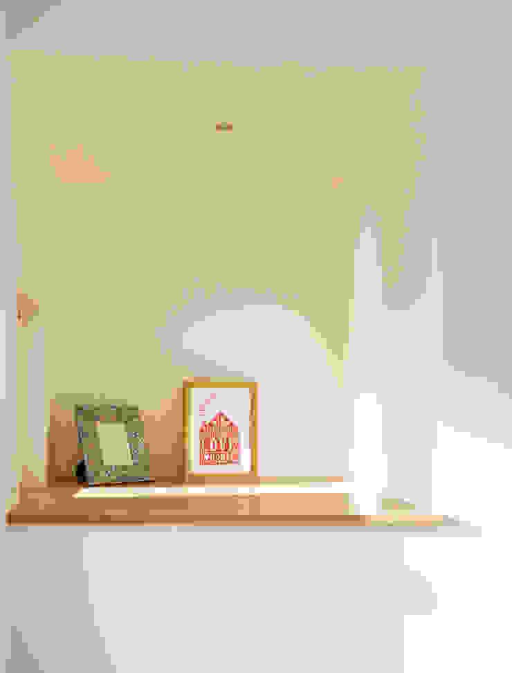 by Lüd studio d'architecture Minimalist Wood Wood effect