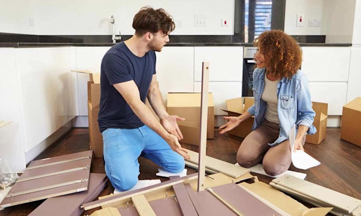 Montare Mensole Ikea.Come Montare Una Mensola Ikea