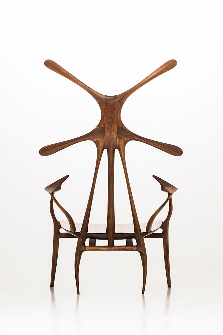 TARACAN (arm chair): KIMKIWON furniture의 현대 ,모던