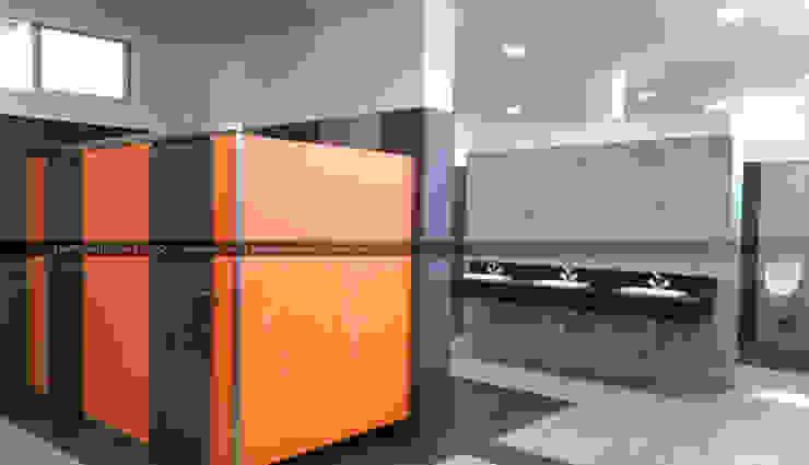 Hostel Block - The Shivaji House - Toilet by Envision Design Studio