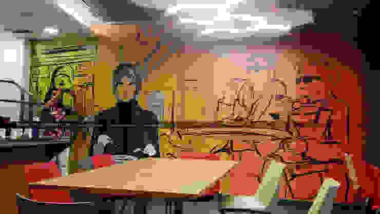 Basement - Breakout Zone by Envision Design Studio