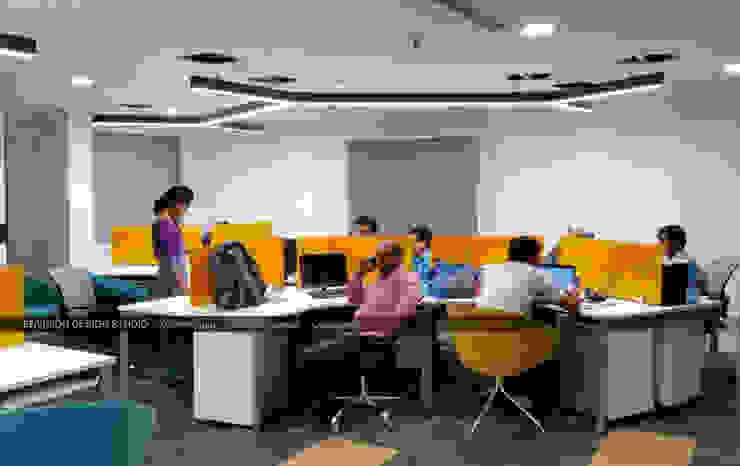 Ground Floor - Workstations by Envision Design Studio