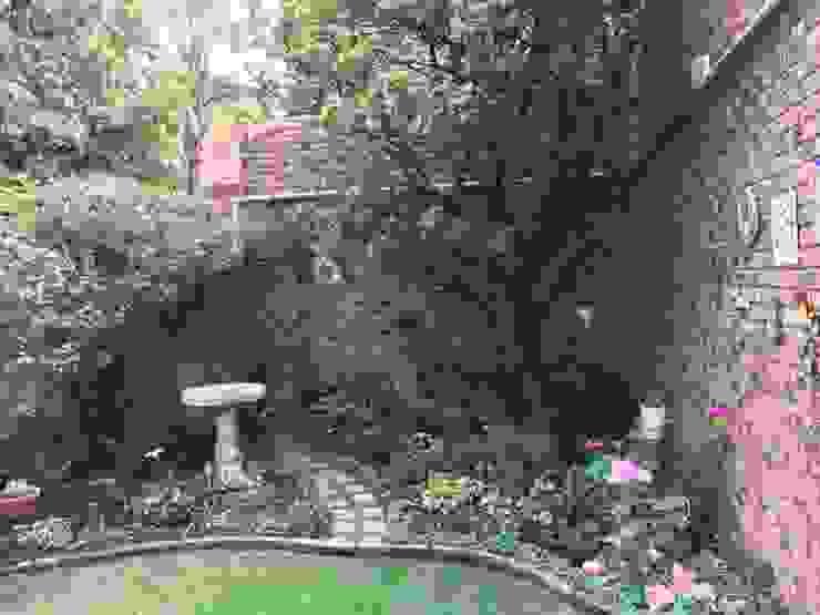 Corner of the Garden after revamp by Hedgehog Landscapes