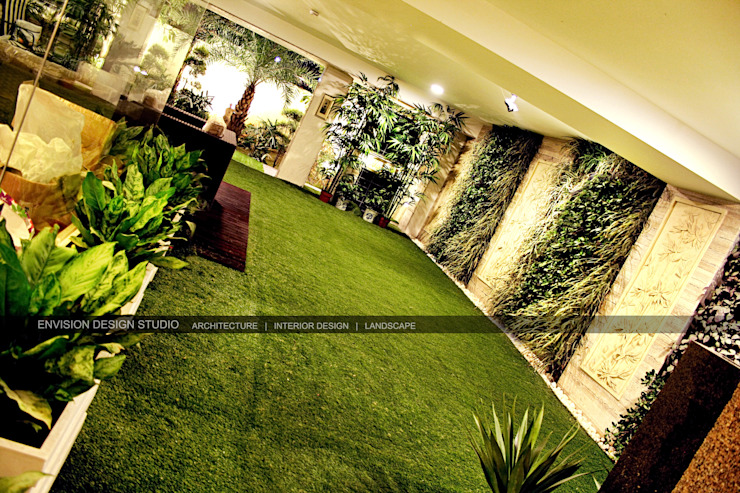 Stilt Area by Envision Design Studio