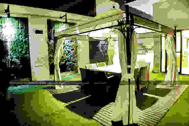 Terrace Garden by Envision Design Studio