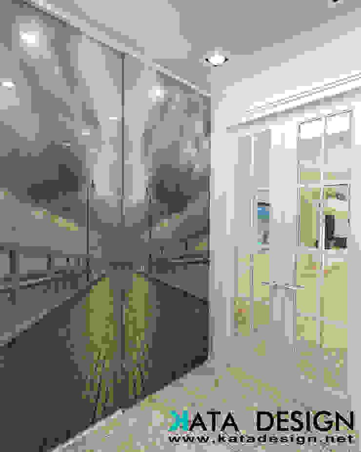 Ingresso, Corridoio & Scale in stile moderno di Studio4Design Moderno Vetro