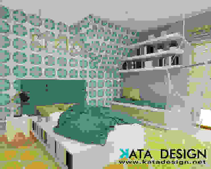 Oleh Kata Design Modern Kayu Wood effect