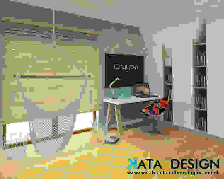 di Studio4Design Moderno Legno Effetto legno