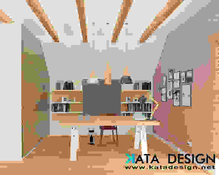 di Studio4Design Moderno Legno composito Trasparente