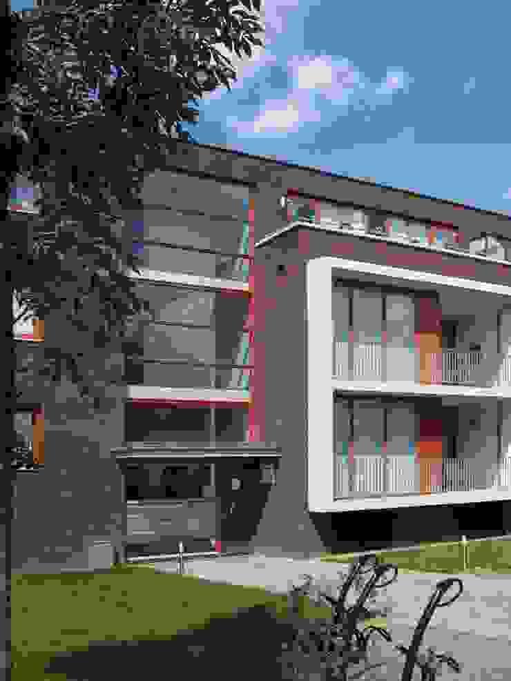 โดย Verheij Architecten BNA โมเดิร์น