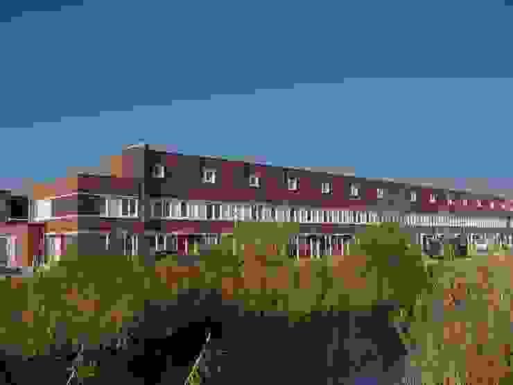 Woningbouw Singelkwartier Schuytgraaf, Arnhem van Verheij Architecten BNA Modern