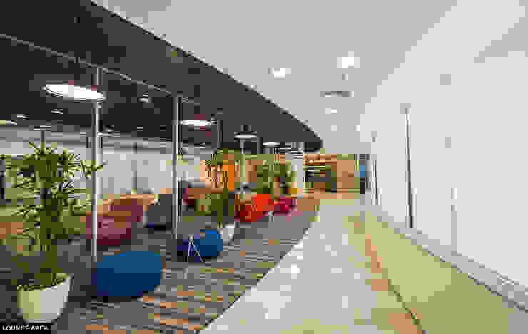 Lounge Area: modern  by Basics Architects,Modern