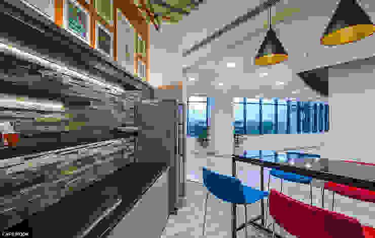 Cafe Nook: modern  by Basics Architects,Modern
