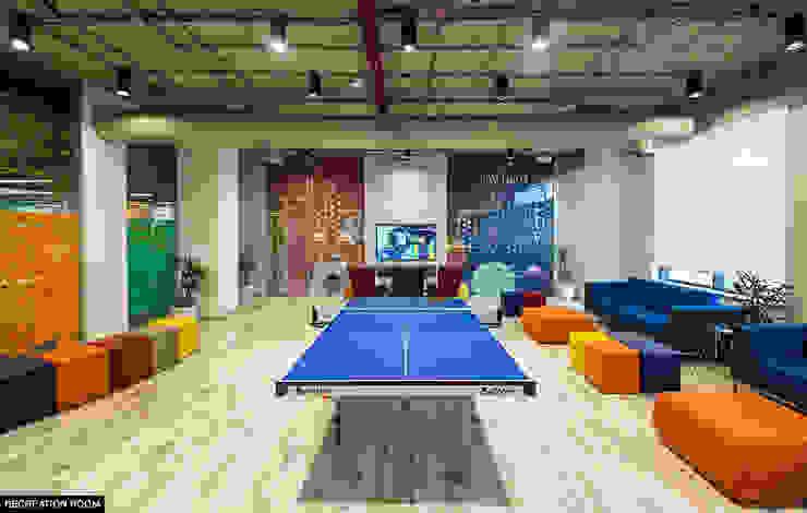 Recreational Area: modern  by Basics Architects,Modern