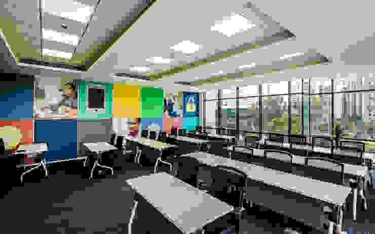 Training Room: modern  by Basics Architects,Modern