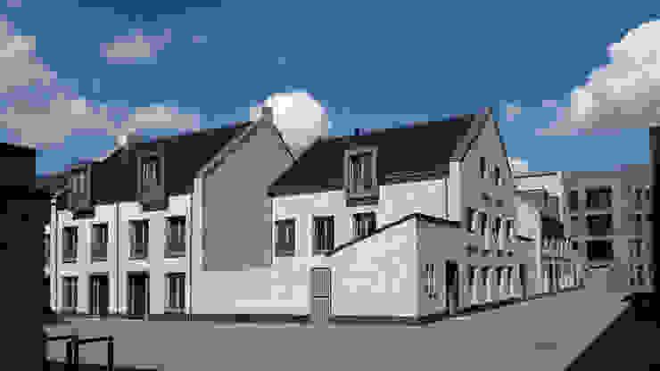 woningbouw Lindenkruis Fase 1, Maastricht van Verheij Architecten BNA Modern