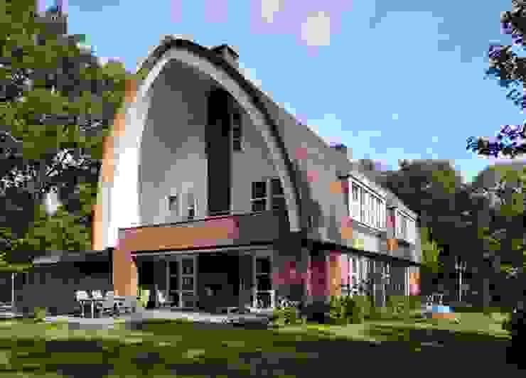 Villa Oostvoorne van C5 Architecten Landelijk