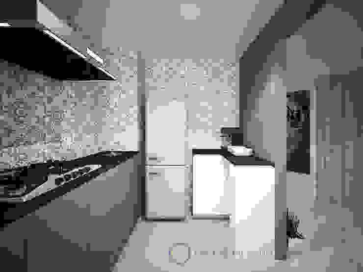 Cocina Cocinas de estilo minimalista de Zono Interieur Minimalista