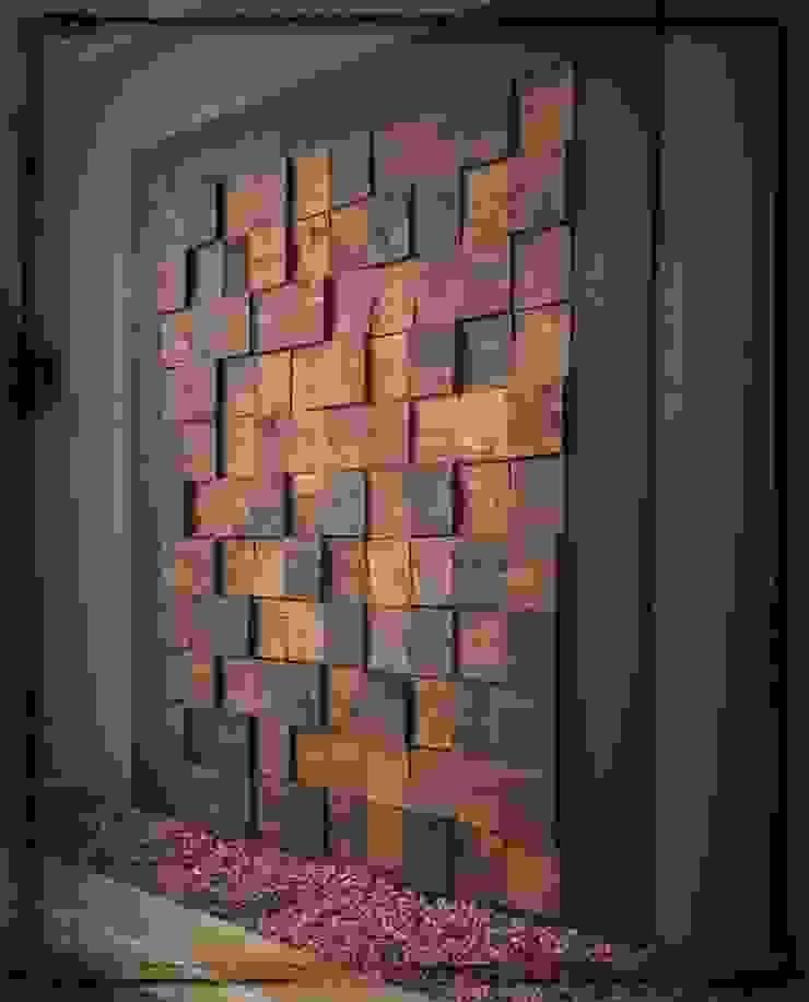 Murs & Sols originaux par Daniel Teyechea, Arquitectura & Construccion Éclectique