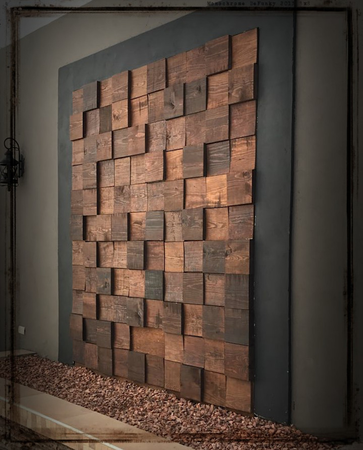 by Daniel Teyechea, Arquitectura & Construccion Eclectic