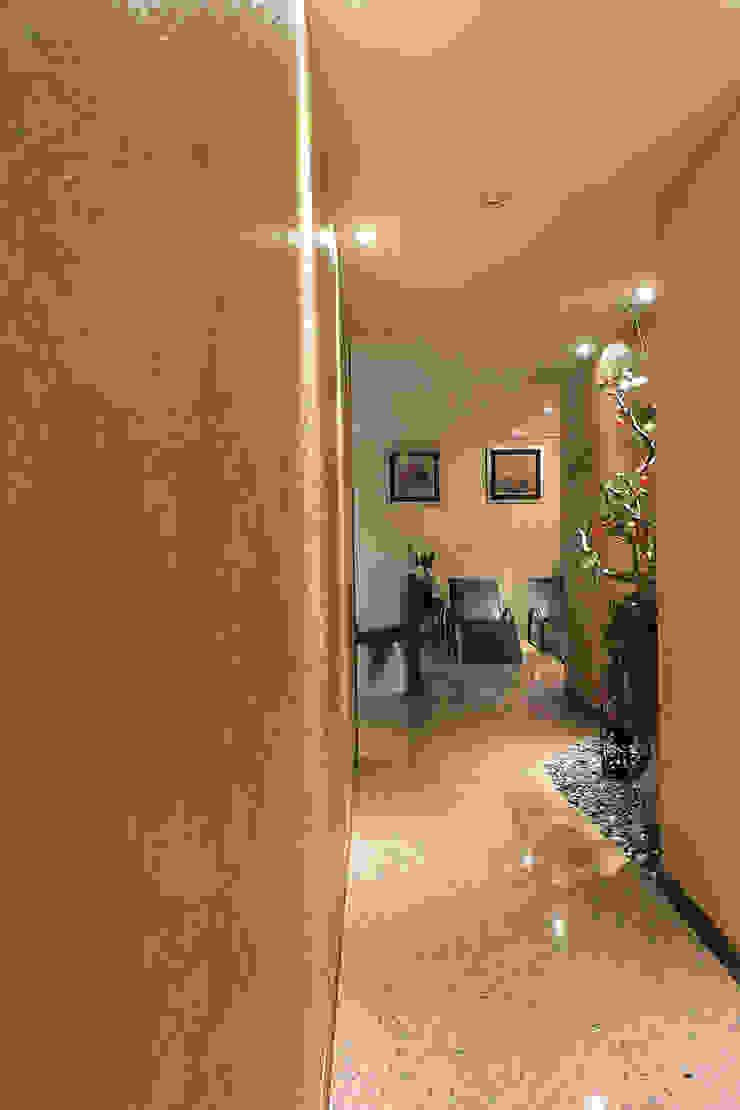 二樓廊道 萩野空間設計 Corridor, hallway & stairsAccessories & decoration