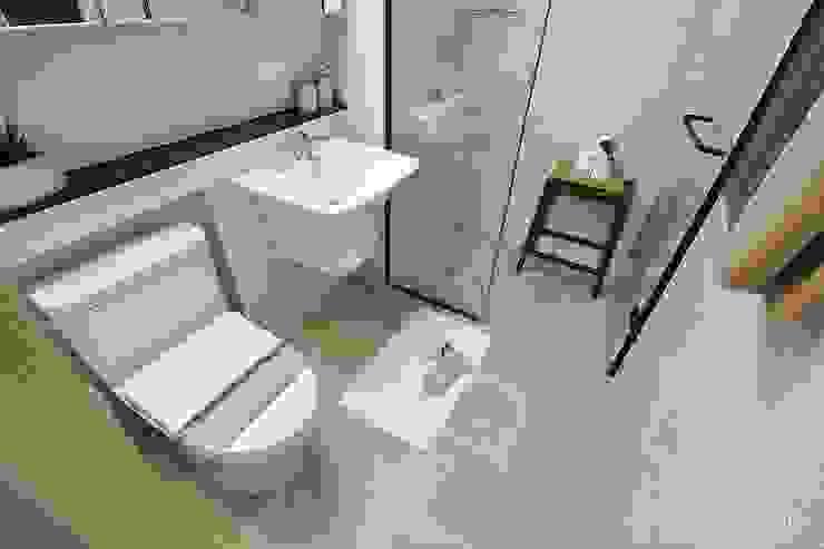 حمام تنفيذ 노마드디자인 / Nomad design