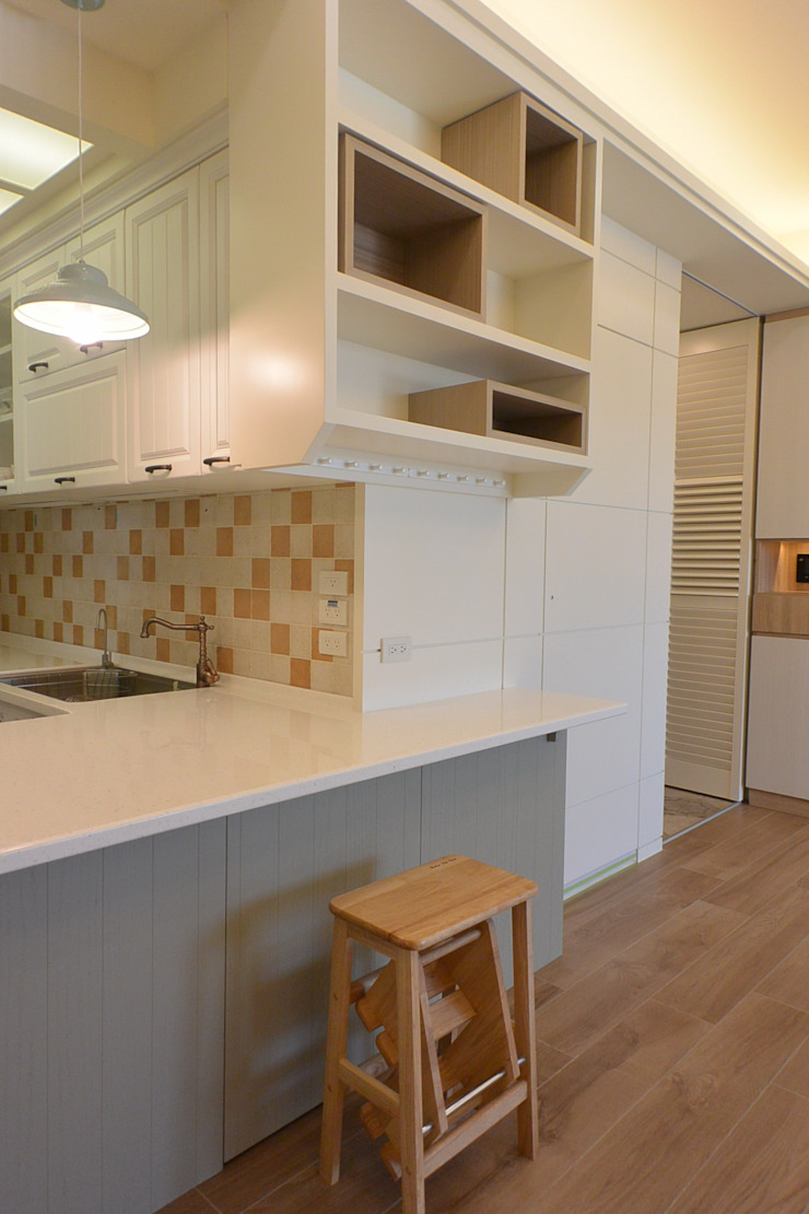 萩野空間設計 Scandinavian style dining room